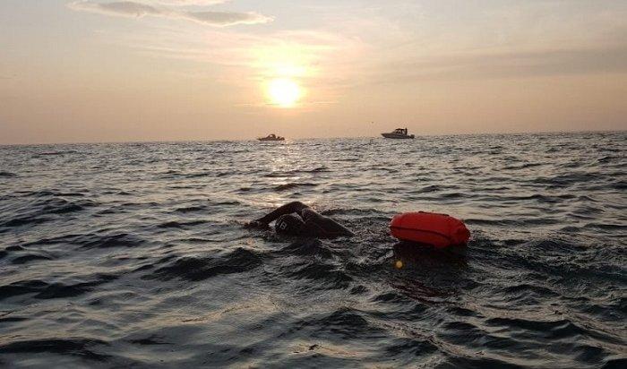 Рекордный заплыв через Байкал состоится 5августа
