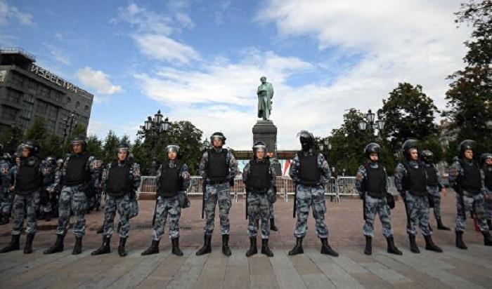 ВМоскве задержали мужчину, призывающего кнасилию вотношении детей силовиков