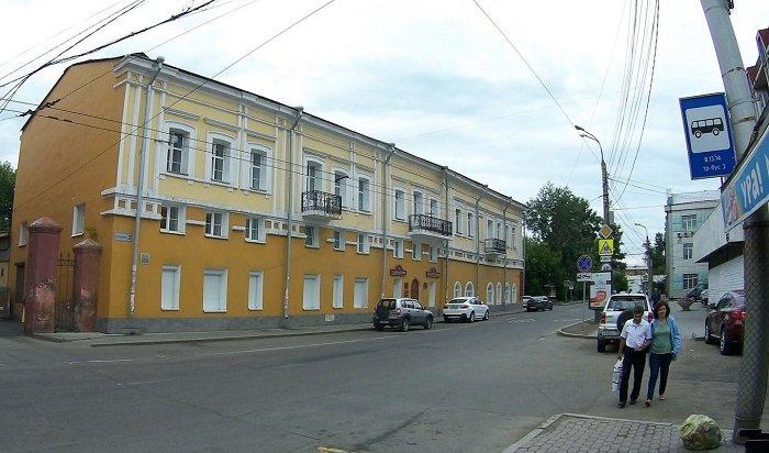 Вавгусте ограничат движение транспорта потрем иркутским улицам