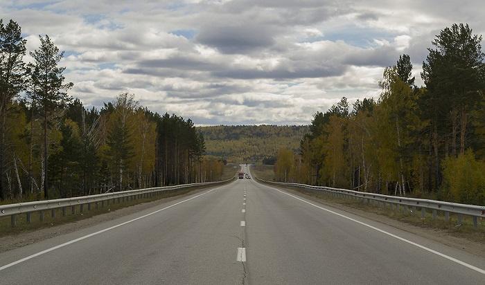 Утром 7августа временно перекроют трассу Р-258 «Байкал» вШелеховском районе