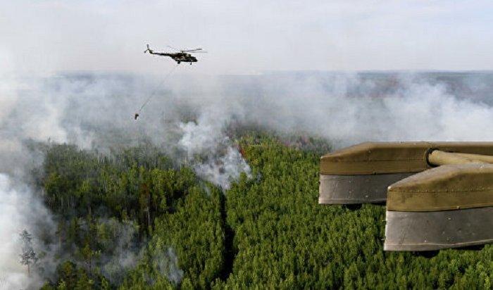 ВКрасноярском крае оценили ущерб отлесных пожаров