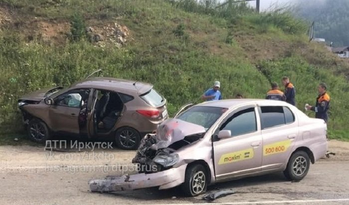 Три человека пострадали вДТП вЛиствянке