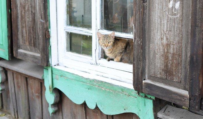 Деревянная архитектура прошлых лет сохранилась вИркутске (Фото)