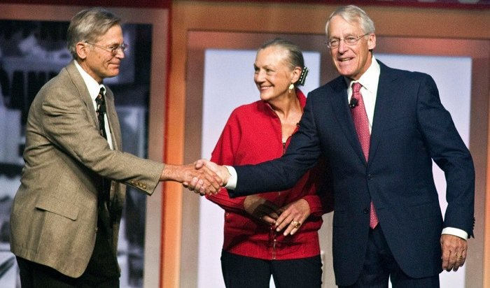 Bloomberg назвал самые богатые семьи вмире
