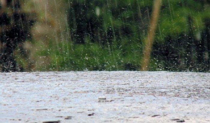 Уровень воды может снова подняться вреках Уда иБирюса из-за сильных дождей
