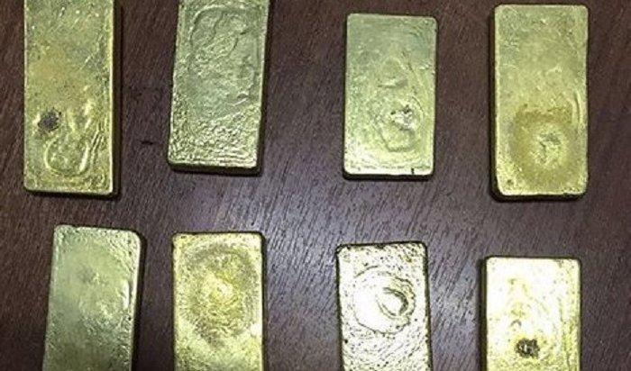 Жительницу Читы вкроссовках, полных золота, задержали награнице сКитаем