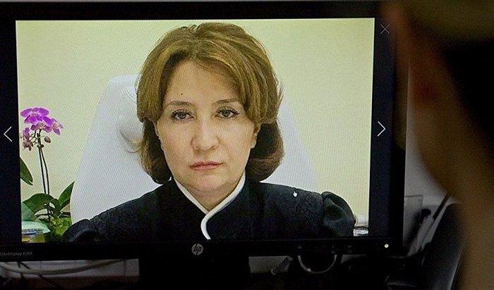 «Золотую судью» Хахалеву отстранили отведения судебных процессов