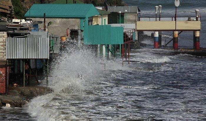 Тайфун «Кроса» привел кпаводку вПриморье