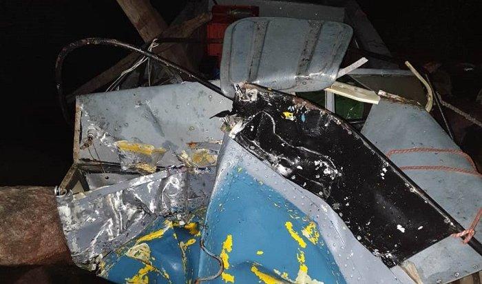 Два человека погибли при столкновении катера спирсом вКултуке