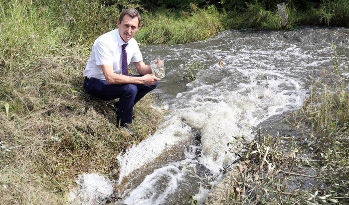 ВБратское водохранилище затри года выпустили 485тысяч штук подрощенной молоди омуля
