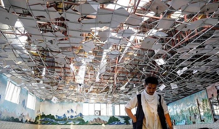Врезультате теракта насвадьбе вКабуле погибли 63человека