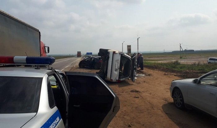 Пять человек пострадали вДТП вУсольском районе