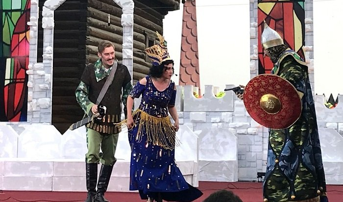 Фестиваль русской оперы вИркутской области планируют проводить каждое лето