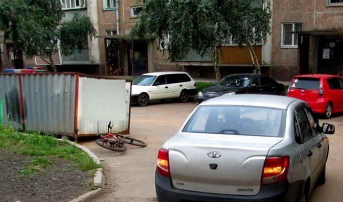 Трое детей пострадали вДТП вБратске
