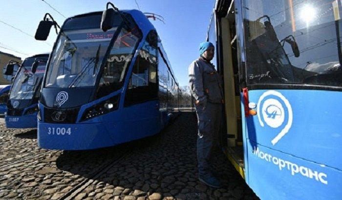 ВСибири могут появиться беспилотные трамваи