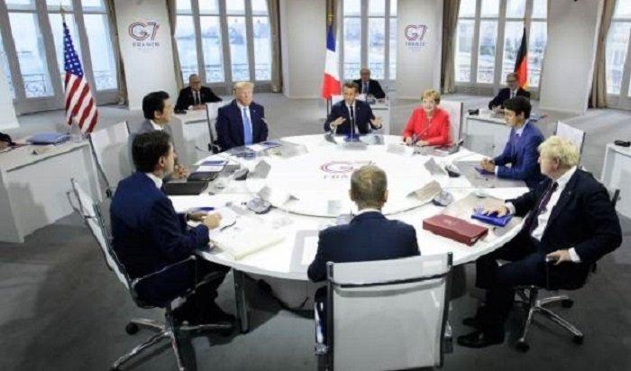Трамп поссорился слидерами G7из-за России