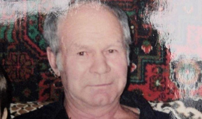 ВИркутске пропал без вести пенсионер