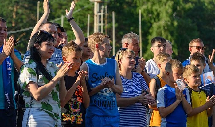 ХК«Байкал-Энергия» приглашает иркутян наоткрытую тренировку идень рождения клуба
