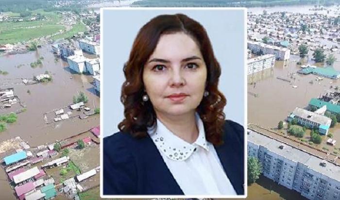 Пресс-секретарь главы Приангарья Ирина Алашкевич может выйти наслужбу 9сентября (Видео)