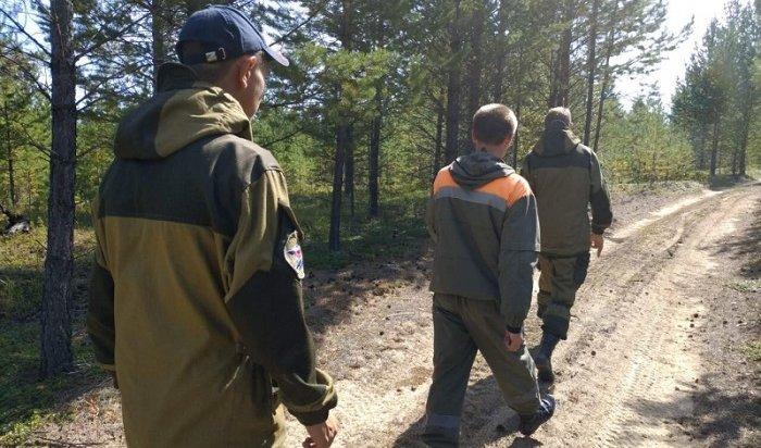 Грибник заблудился влесу вКуйтунском районе