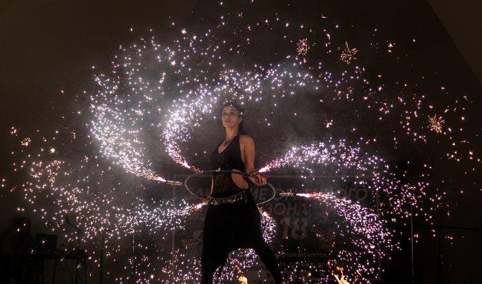 Иркутяне смогут увидеть огненное шоу 14сентября