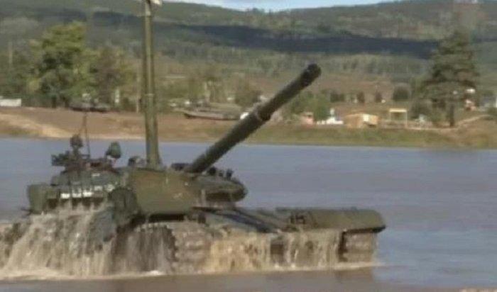 ВЗабайкалье утонул втанке военный инструктор