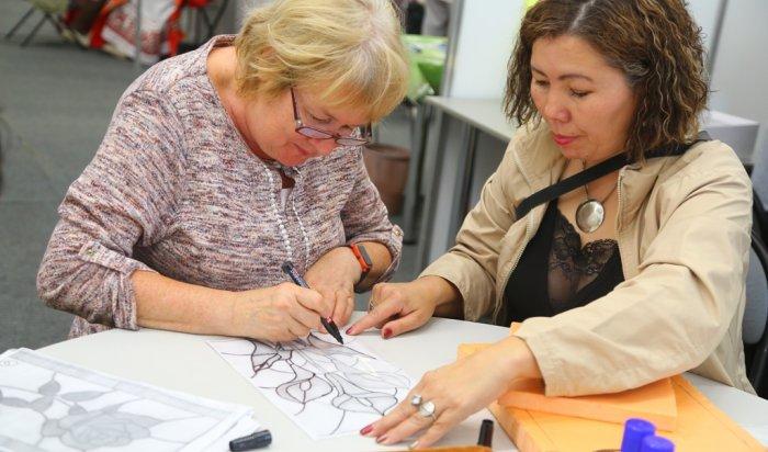 ВИркутске завершила свою работу выставка «Серебряный возраст»