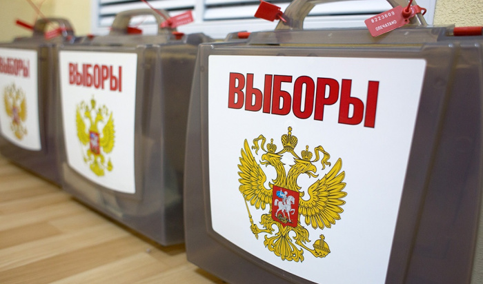 68муниципальных выборов проходят вИркутской области