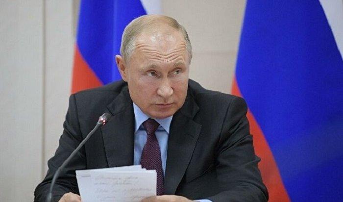 Песков объяснил, почему Путин вручную руководит ситуацией вИркутской области