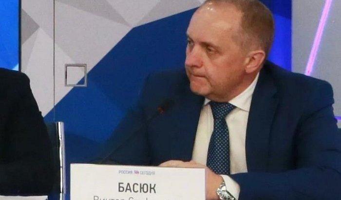 Экс-министр образования Приангарья Виктор Басюк назначен замом Ольги Васильевой