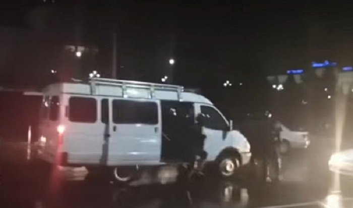 Вцентре Улан-Удэ задержали 17человек после распыления слезоточивого газа (Видео)