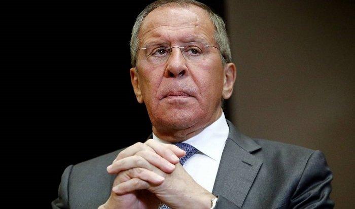 Лавров заявил, что закончилась война вСирии
