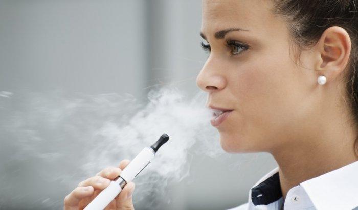 Электронные устройства для курения хотят обложить акцизом с 2020 года