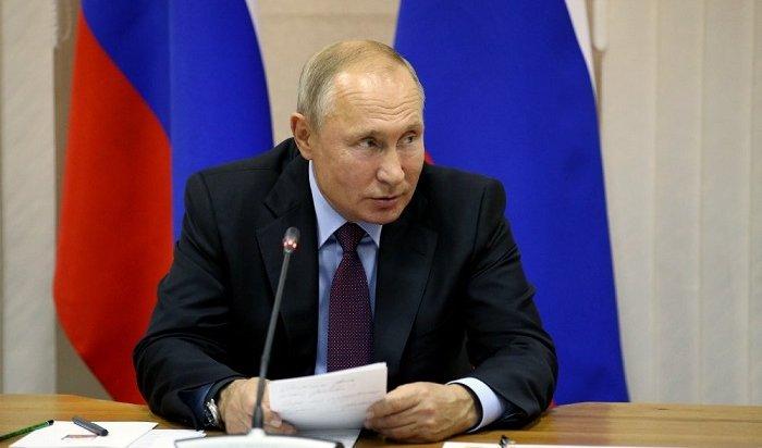 Путин дал новые поручения поподдержке пострадавших отнаводнения вПриангарье