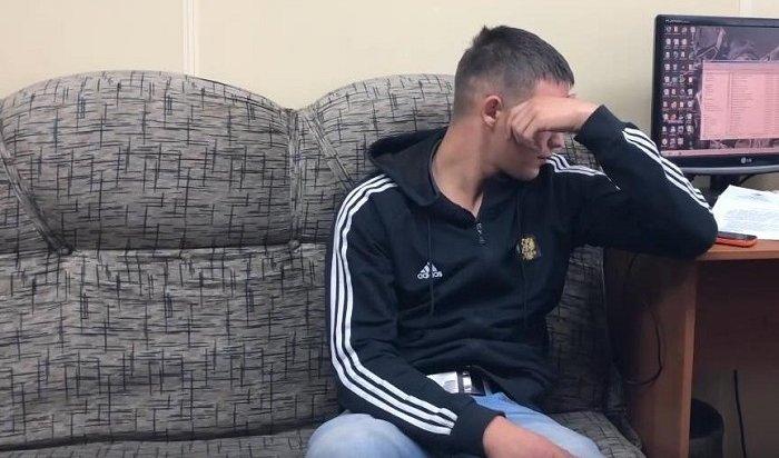 Пьяный иркутянин устроил погоню синспекторами ДПС (Видео)
