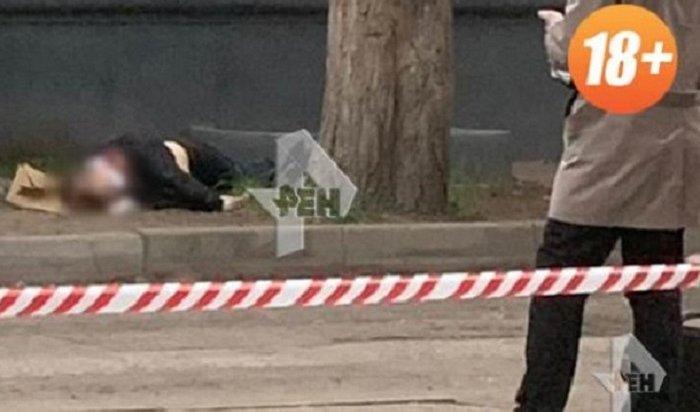 ВМоскве полицейский, подозреваемый вполучении взятки, открыл огонь поколлегам