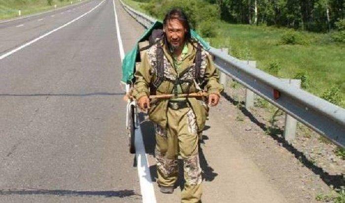 ВБурятии задержали шамана, который шел вКремль «изгонять Путина» (Видео)