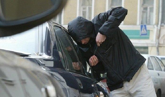 Полиция предупредила обактивизации автоугонщиков