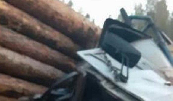 Два человека погибли при столкновении КАМАЗа сМАЗом вОсинском районе