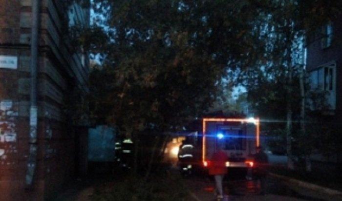 Пятилетняя иркутянка умерла вбольнице после пожара вдоме наулице Красногвардейской