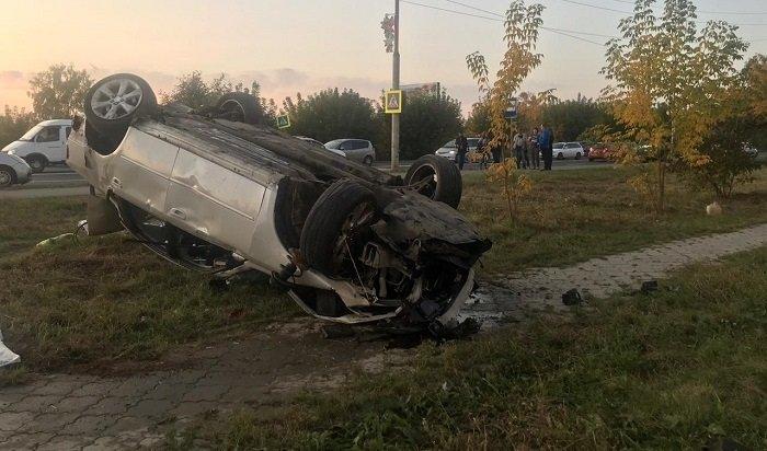 Двое пешеходов, пострадавших вДТП вАнгарске, скончались вбольнице