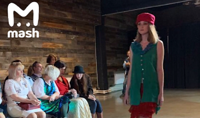 Зайцев раскритиковал коллекцию иззатонувшей вТулуне одежды (Видео)