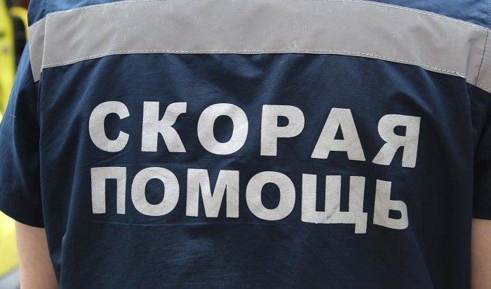 Пьяный пациент ударил ножом врача скорой помощи вИркутске