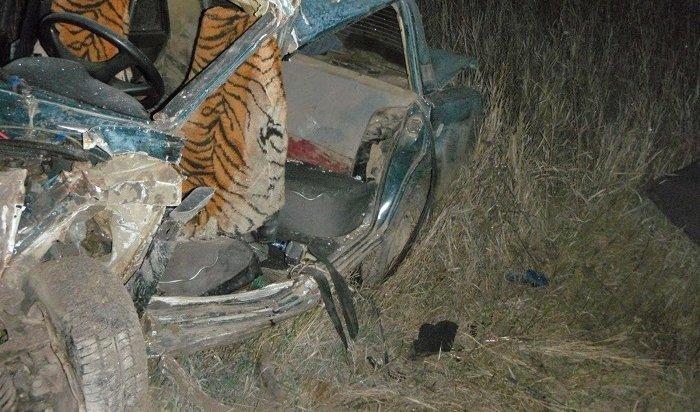 Пассажирка «Жигулей» погибла при столкновении машины сКАМАЗом