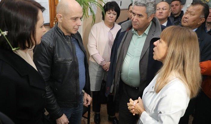Деньги насоцобъекты вселе Большая Елань намерены выделить депутаты ЗСПриангарья