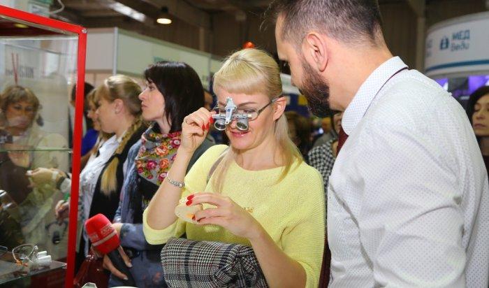 ВИркутске состоялось открытие выставки «Сибздравоохранение. Стоматология»