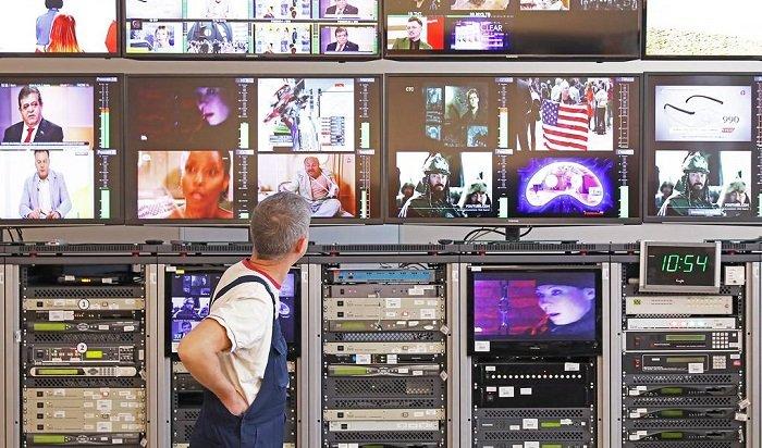 ВРоссии завершили переход нацифровое телевидение