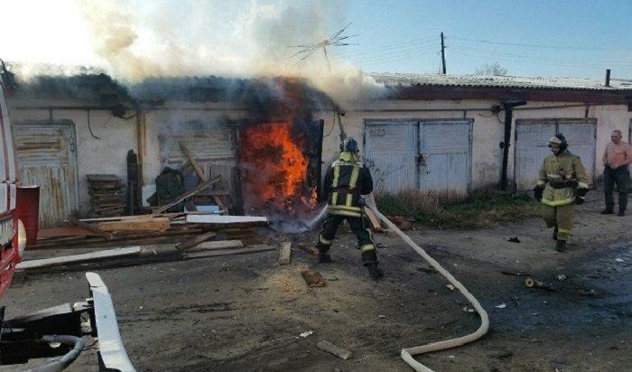 Трое мужчин погибли напожарах вИркутской области ввыходные дни