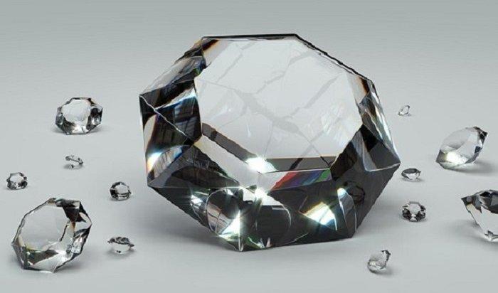 Иркутскгеофизика предлагает искать алмазы наСибирской платформе потеории «горячих точек»
