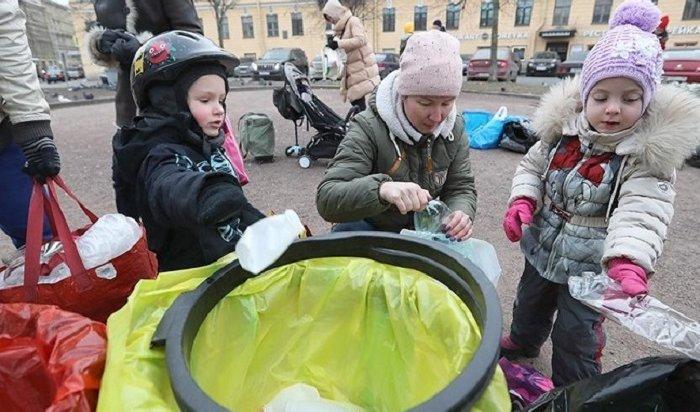 Младенцев предлагают освободить отплаты завывоз мусора